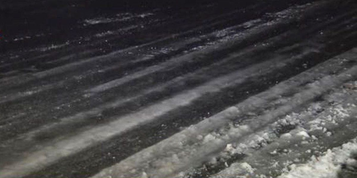 School districts cancel class for black ice, talk about make-up days