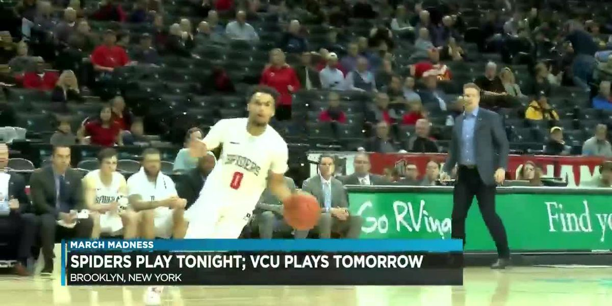 Spiders play Thursday night: VCU plays Friday