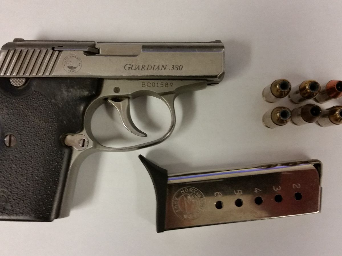 Stafford man cited after loaded gun found at Richmond airport