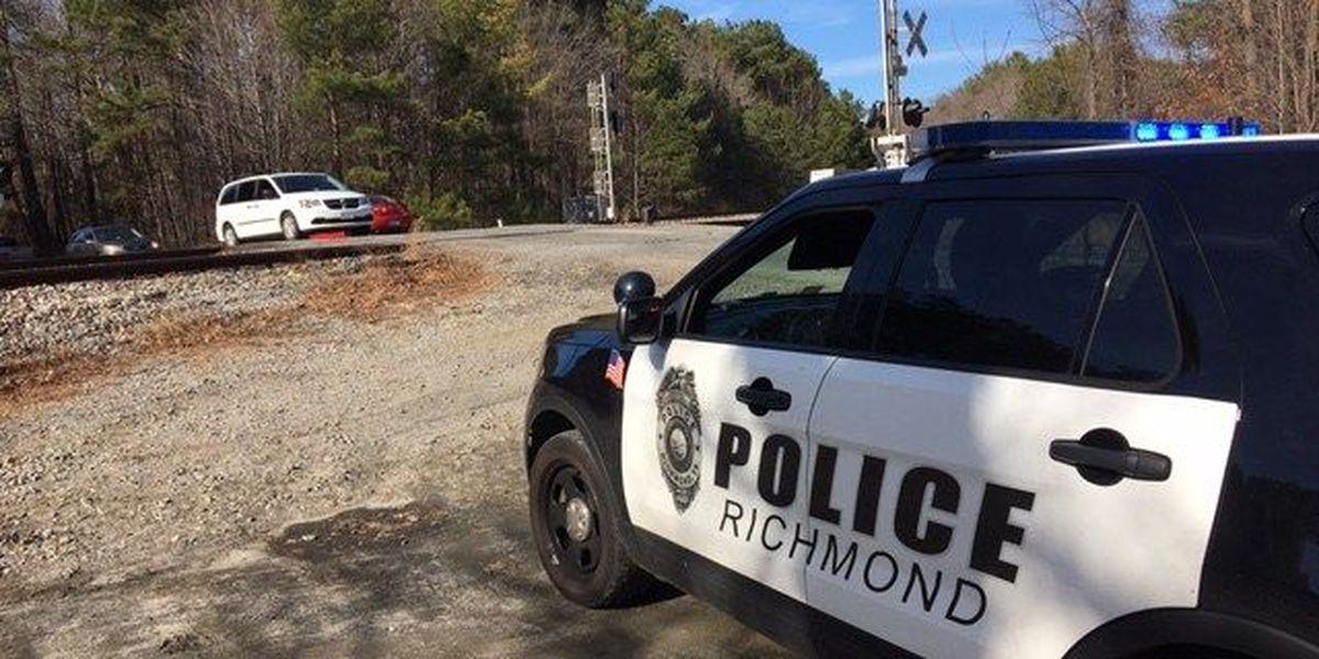 Amtrak train hits pedestrian in south Richmond