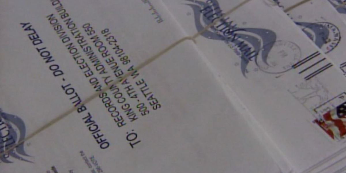 Post office: Get your ballots in the mail now