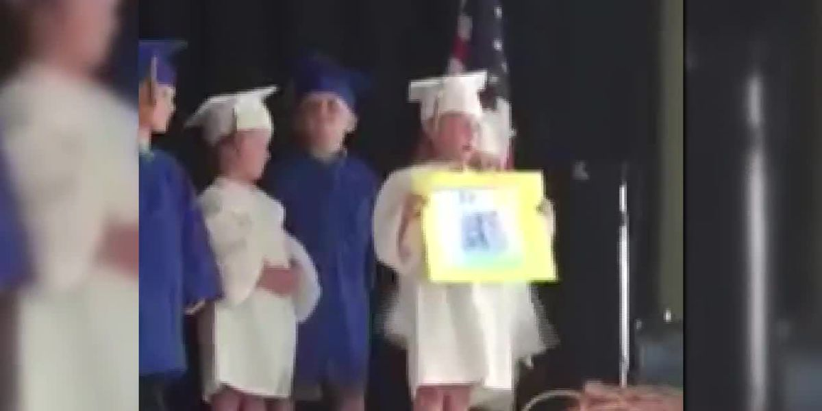 St. Jude Preschool Graduation