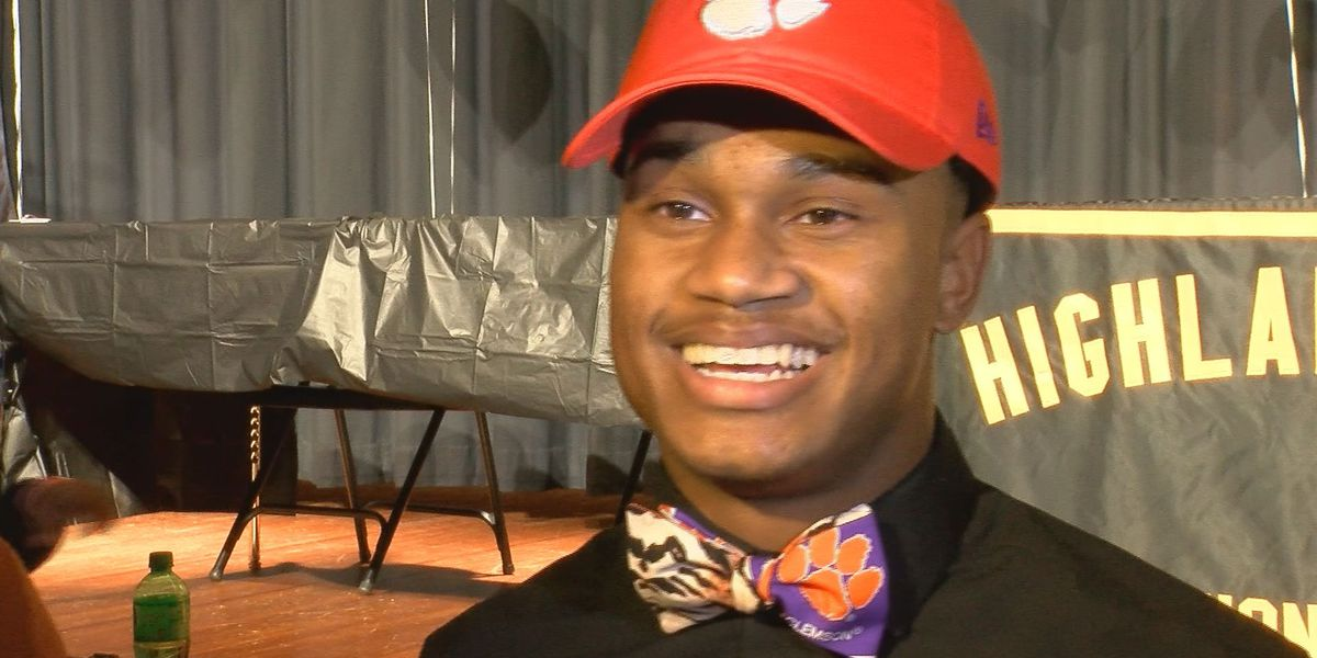 Local student-athletes make their commitments to begin the early signing period