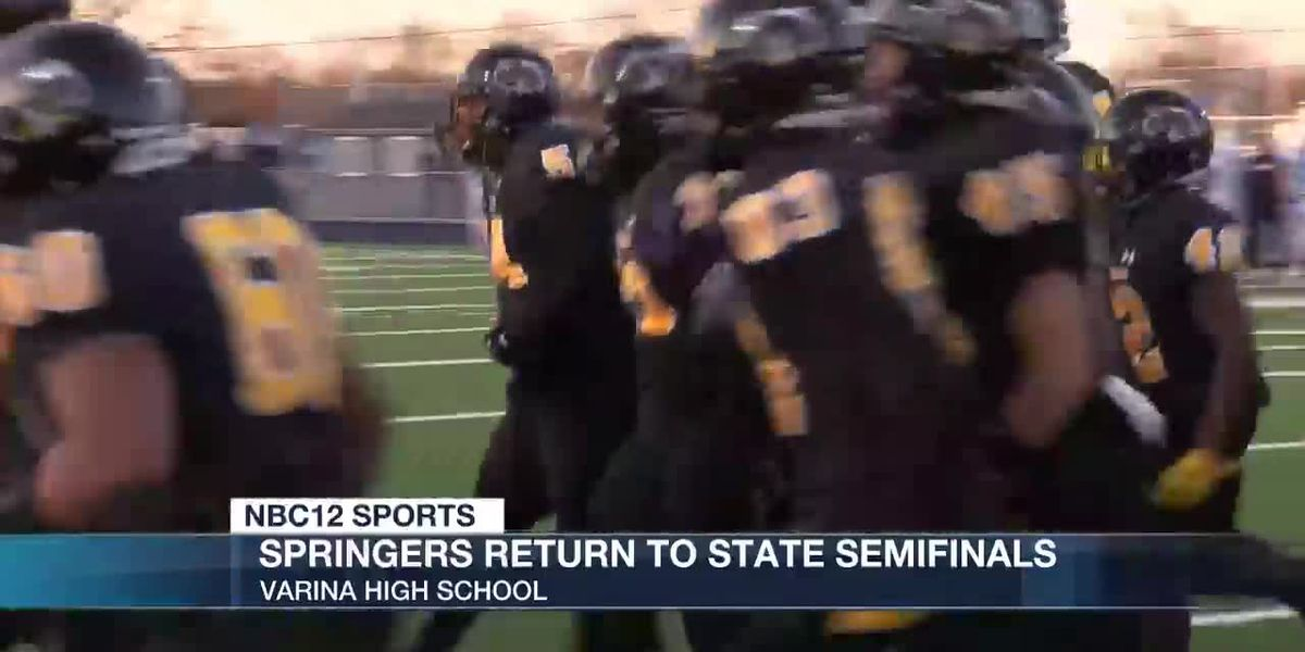 After early playoff exit in 2019, Highland Springs one win away from state title game