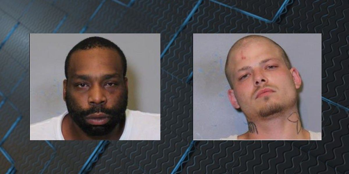 2 charged with shooting vehicle in Prince George