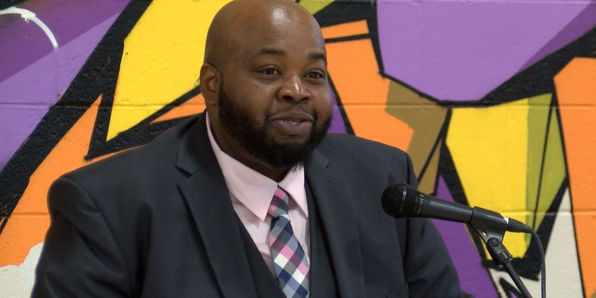 Richmond teacher a finalist for National Teacher of the Year