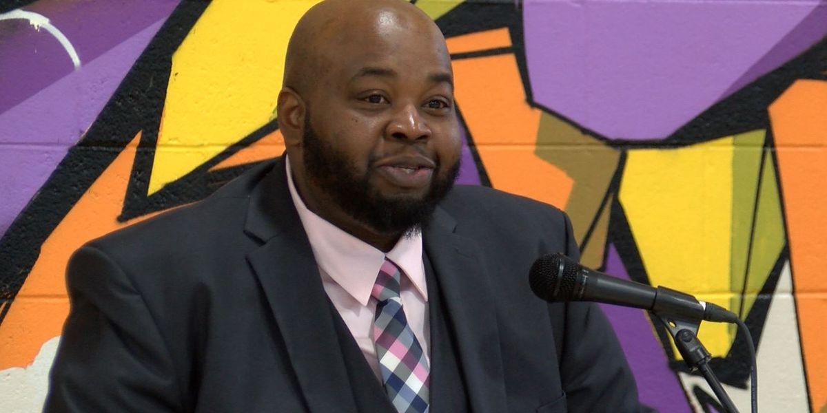 Richmond teacher Rodney Robinson named 2019 National Teacher of the Year