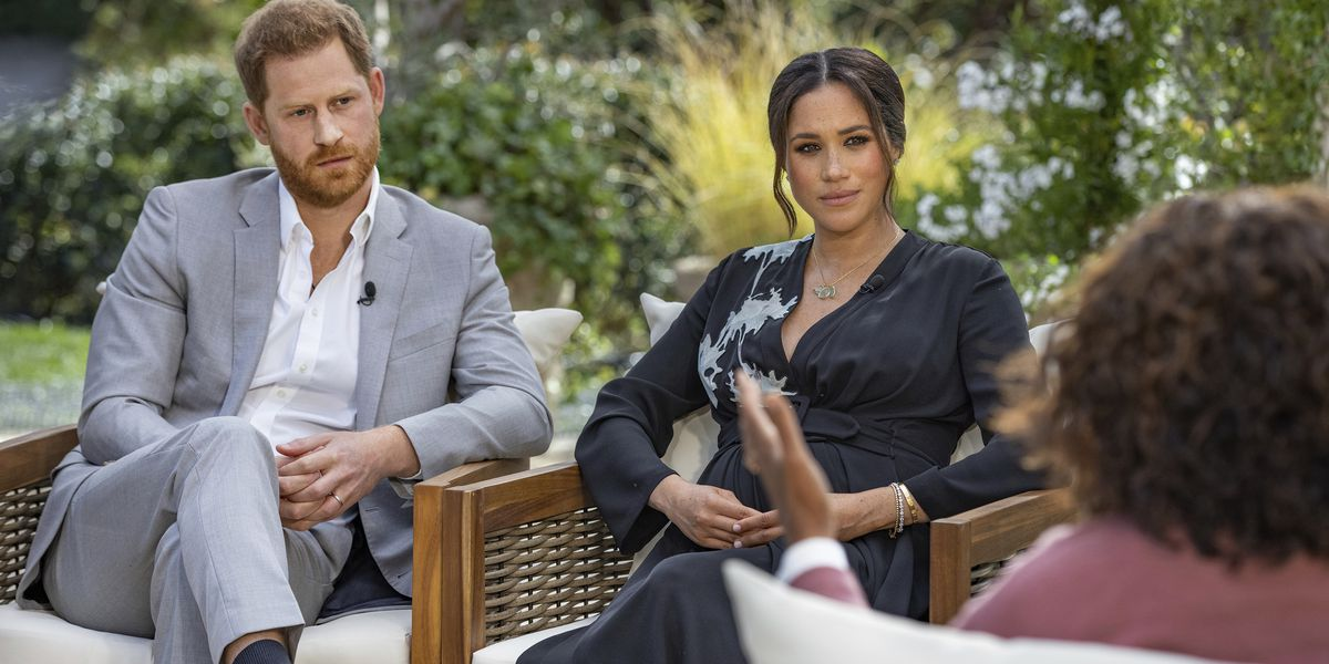 Meghan describes anguish about hurtful discussions about son