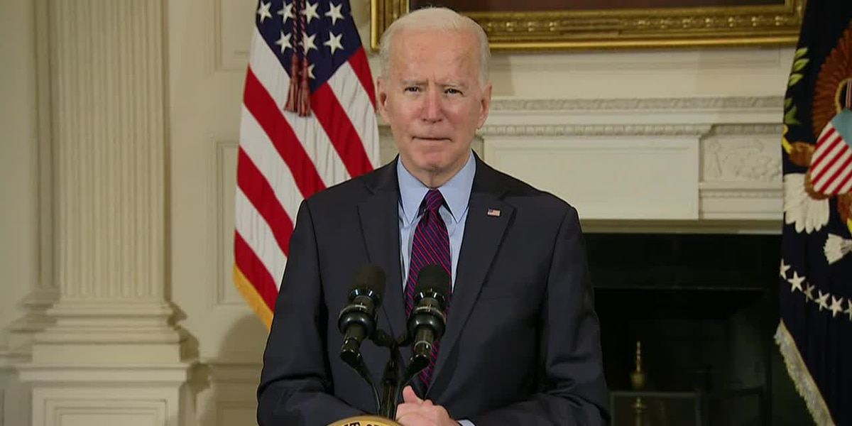 LIVE: Biden at 50 millionth vaccine shot commemoration