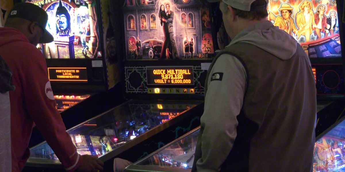 Dominion Pinball League in Charlottesville invites new players to join in on the fun