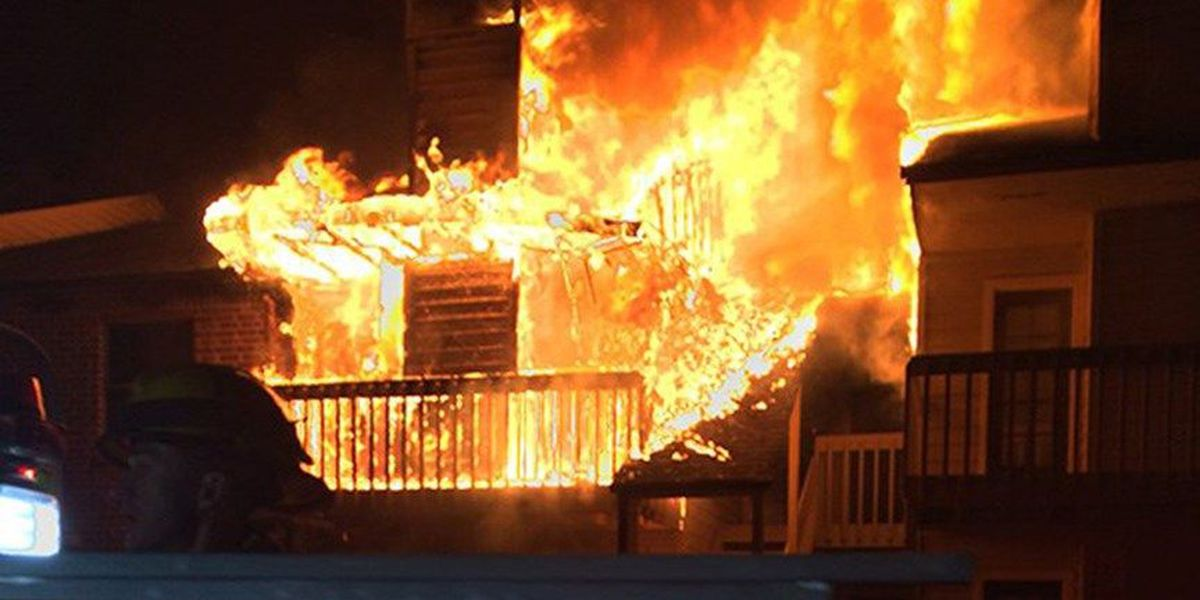 Henrico apartment fire victims angry they were charged for storage of damaged items