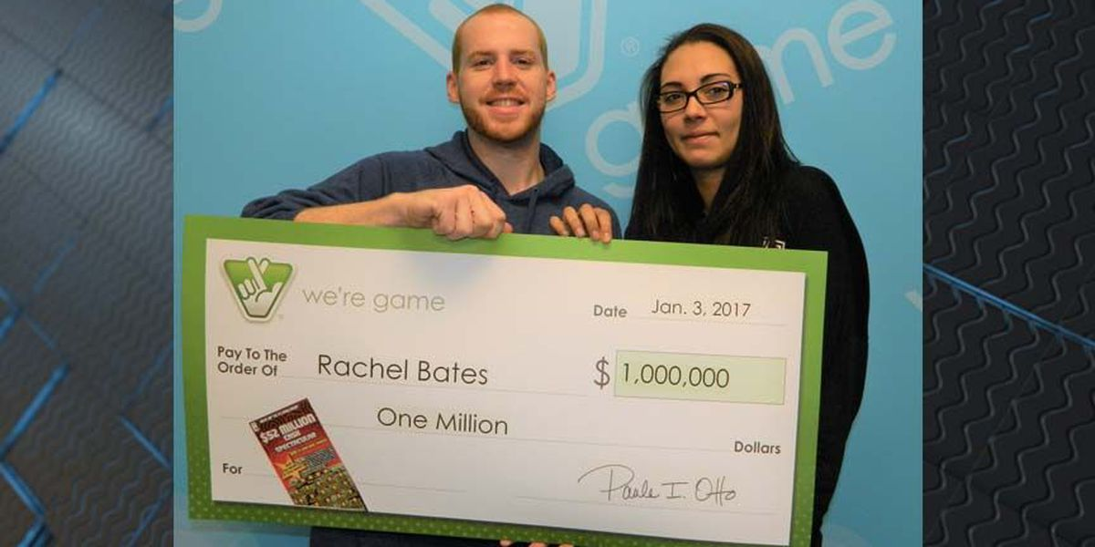 Chesterfield $1M lottery winner 'had dream about ticket'