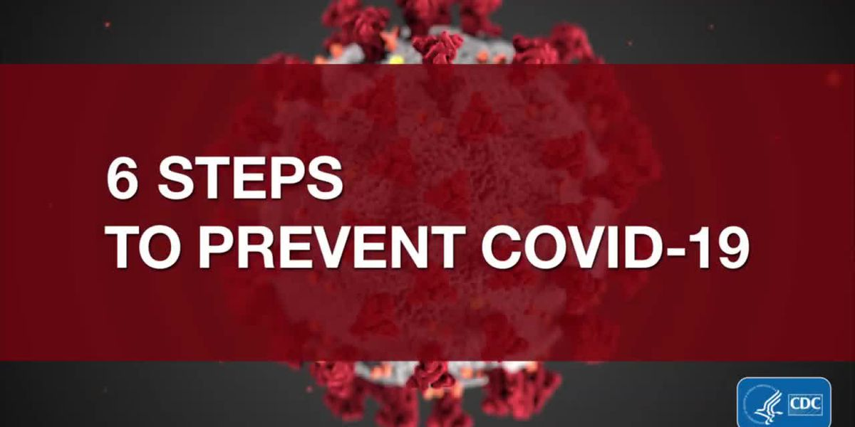 6 steps you can take to prevent coronavirus