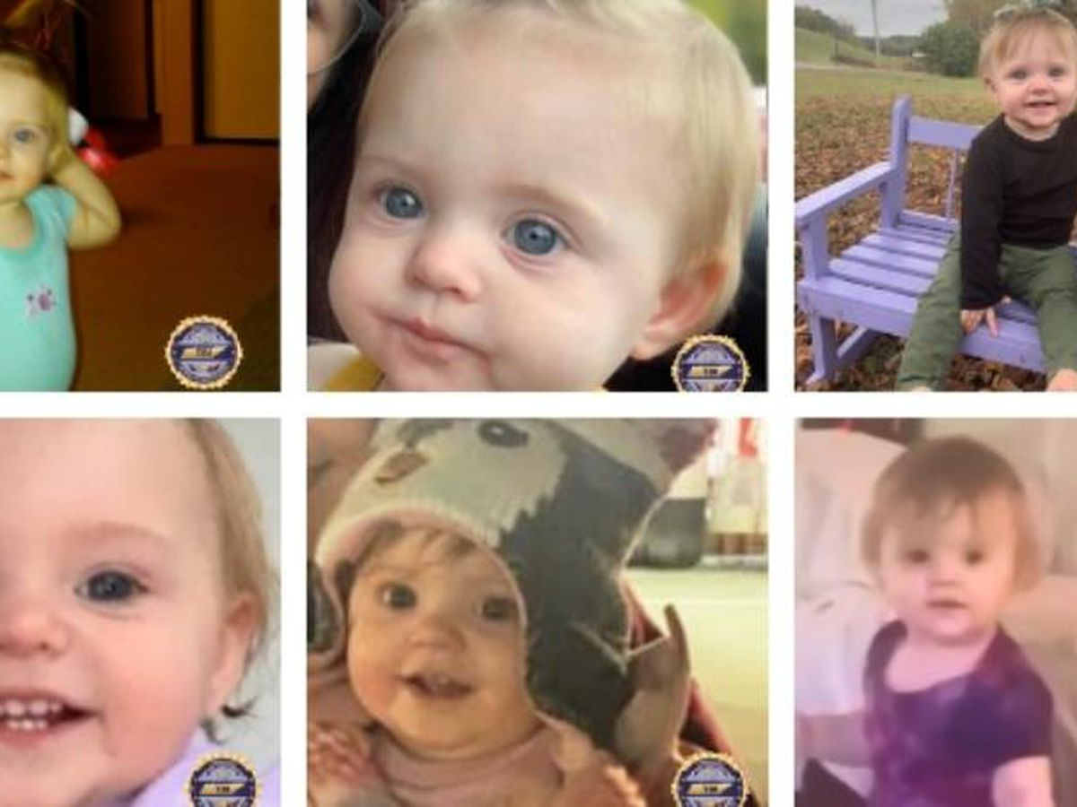 Amber Alert: Investigators searching pond in North Carolina for missing Tennessee toddler Evelyn Boswell