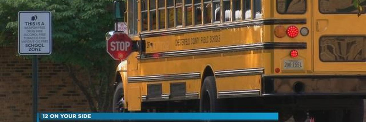 School leaders issue apology as Chesterfield bus woes continue