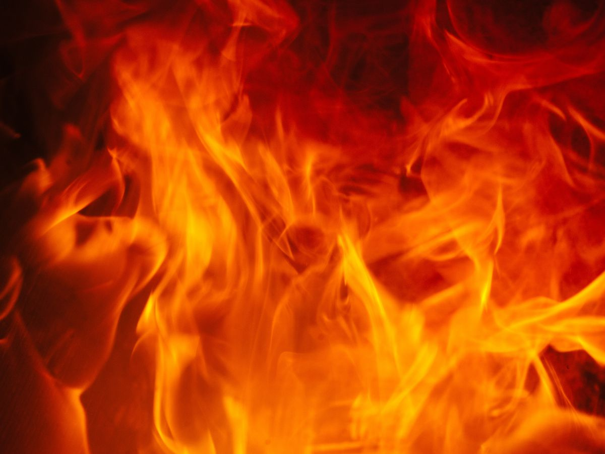 RFD battles two-alarm apartment fire