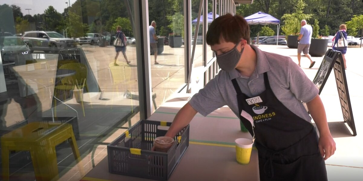 New Charlottesville cafe gives jobs to people living with disabilities