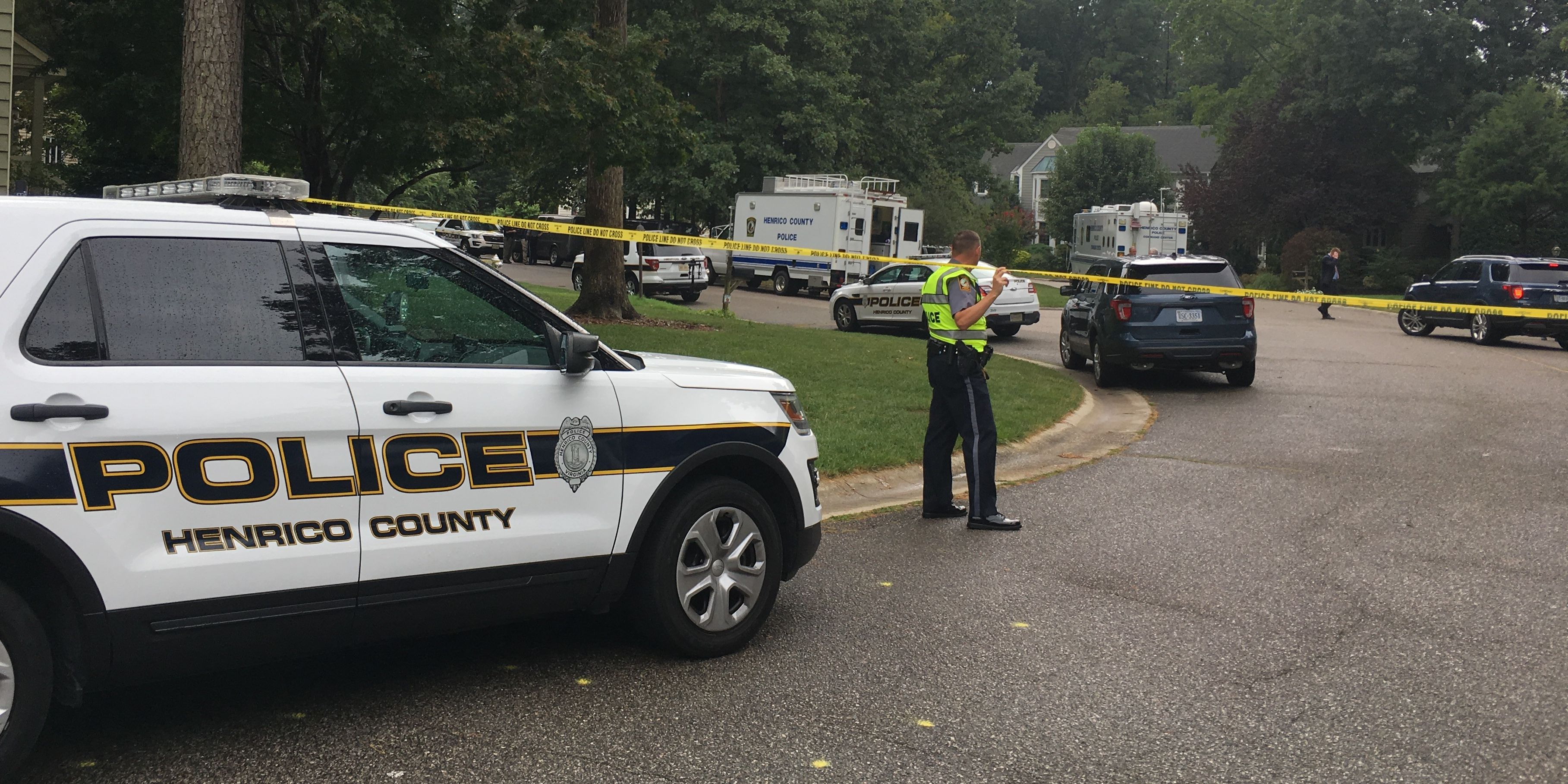 Woman killed in shooting involving Henrico officers