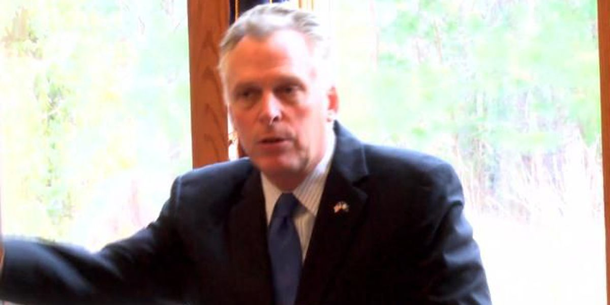 Governor McAuliffe released from VCU Medical Center