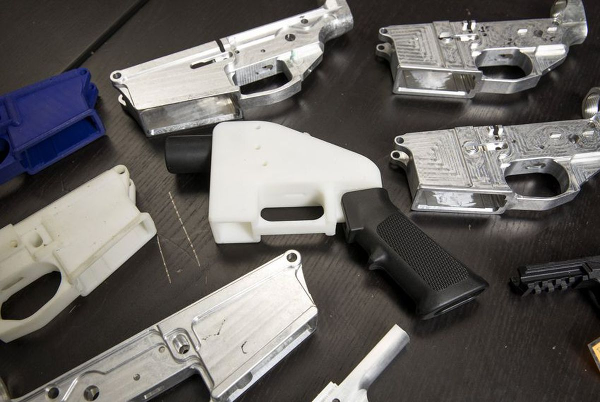 Virginia in coalition of states suing over regulations of 3D printed firearms
