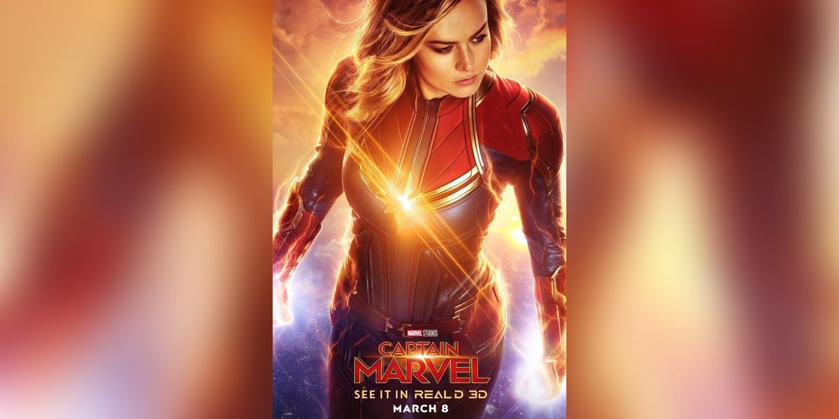 Funds being raised to help girls go see 'Captain Marvel'