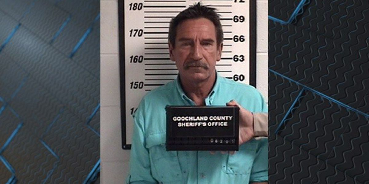Goochland man arrested on two charges of methamphetamine distribution