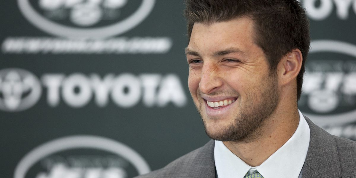 Tim Tebow to give keynote address at Liberty University commencement
