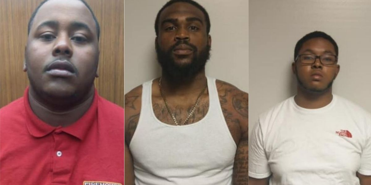 3 men arrested in VSU hazing incident