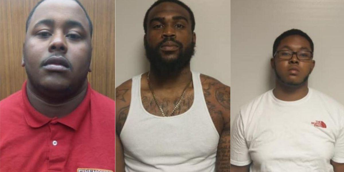3 men arrested in VSU hazing incident