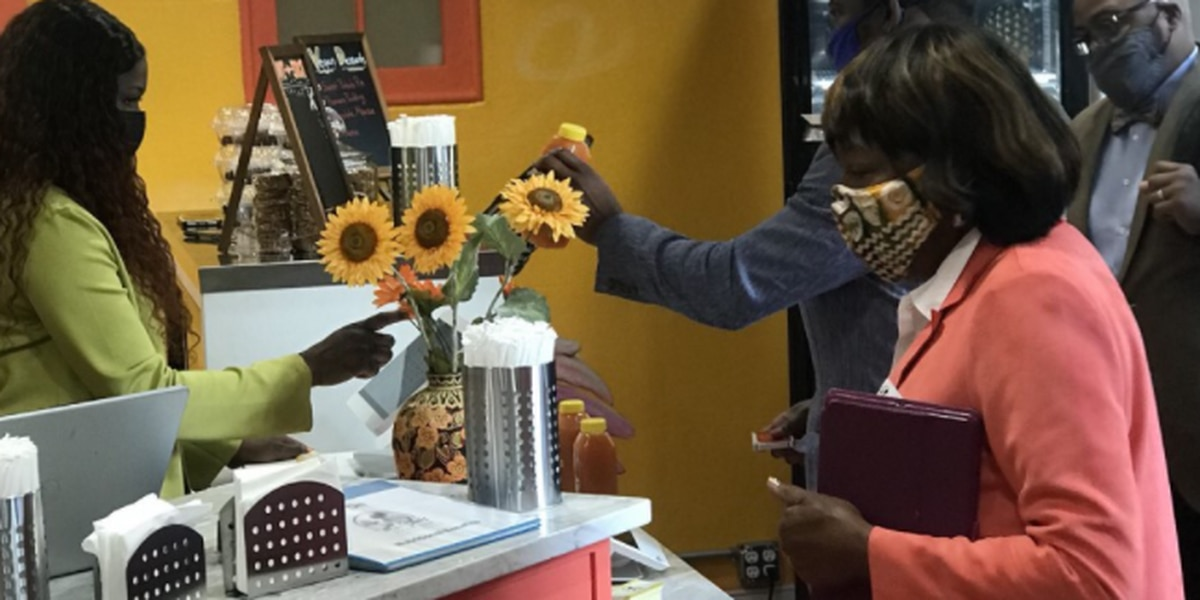 Ms. Bee's Juice Bar & Cafe opens second location at Valentine Museum
