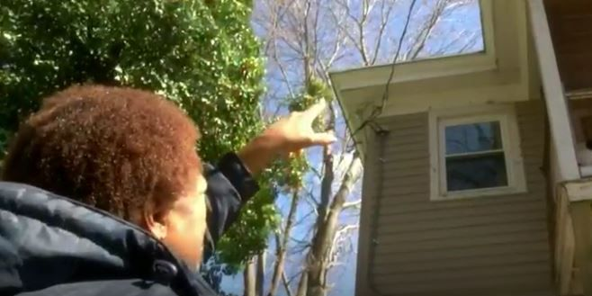 Woman says after paying contractor $5K, her home is unsafe