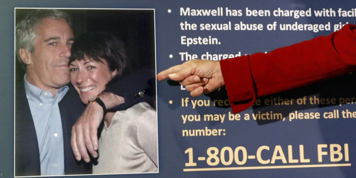 Judge orders release of Ghislaine Maxwell transcripts