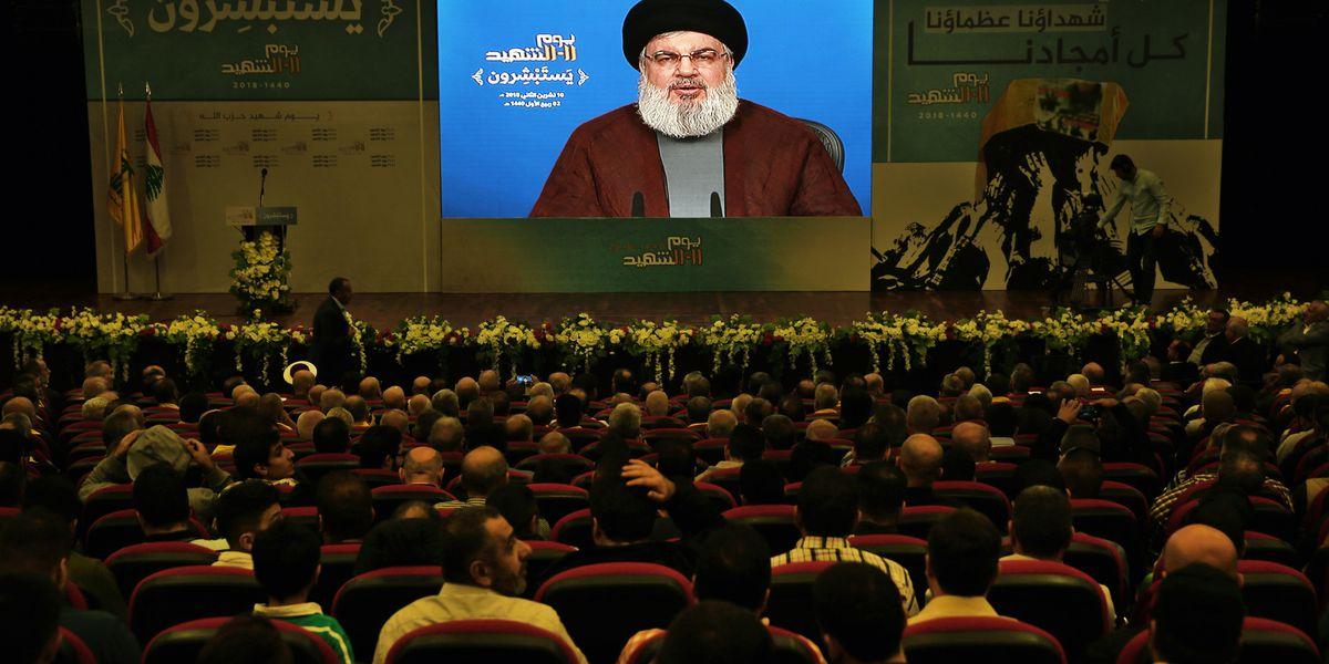Lebanon's Hezbollah says it won't give up its rockets
