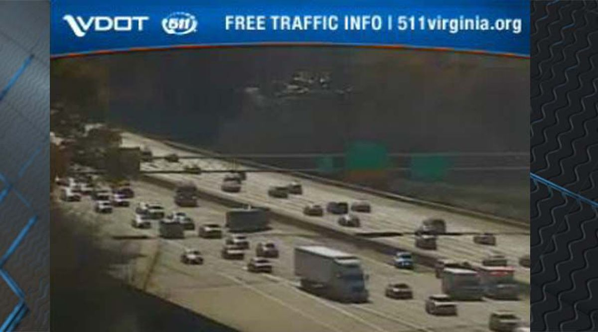 Traffic Alert: Crash causes 2 5 mile backup 95N near Sliding