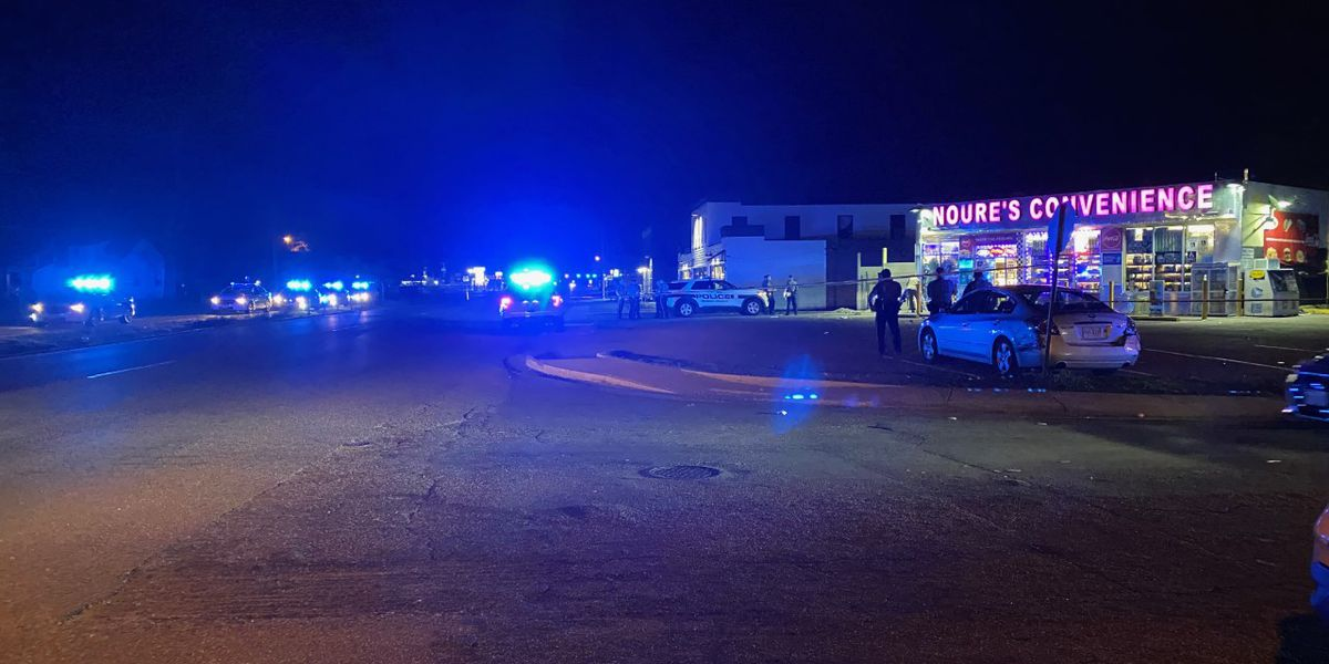 Two men injured in double shooting in Henrico