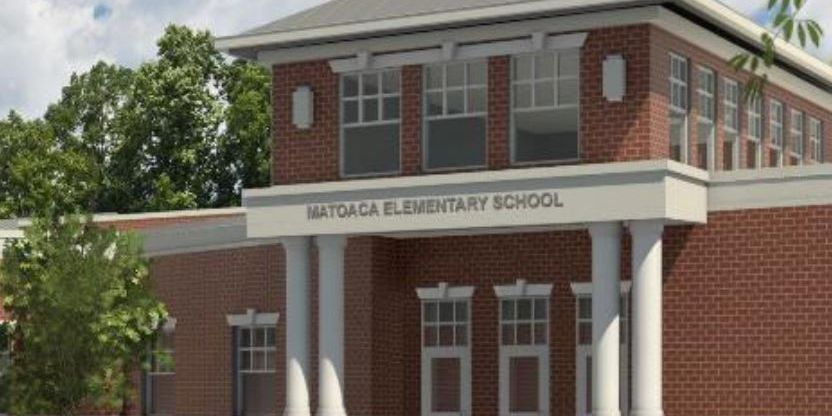 Chesterfield to break ground on new Matoaca Elementary School