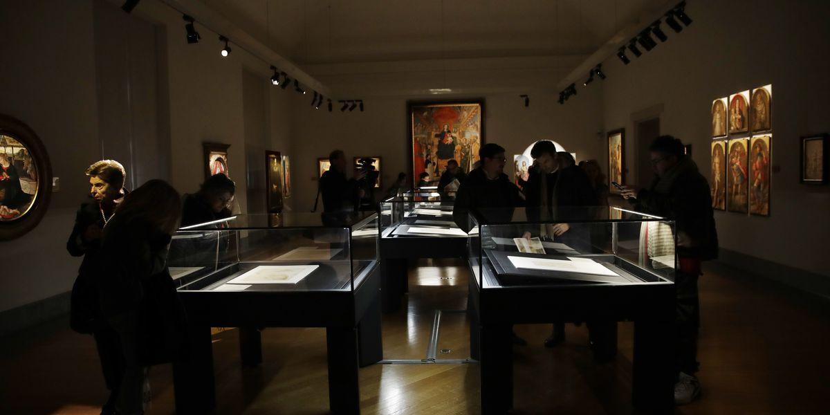 Milan to showcase da Vinci to mark 500 years since his death