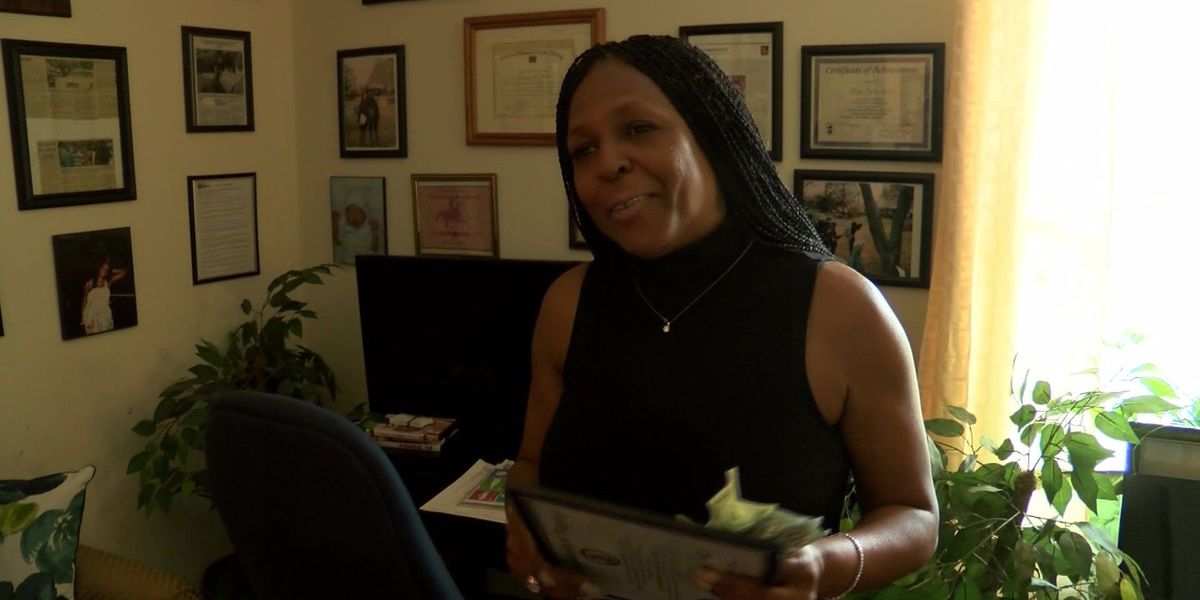 Acts of Kindness: Founder of H.O.P.E.