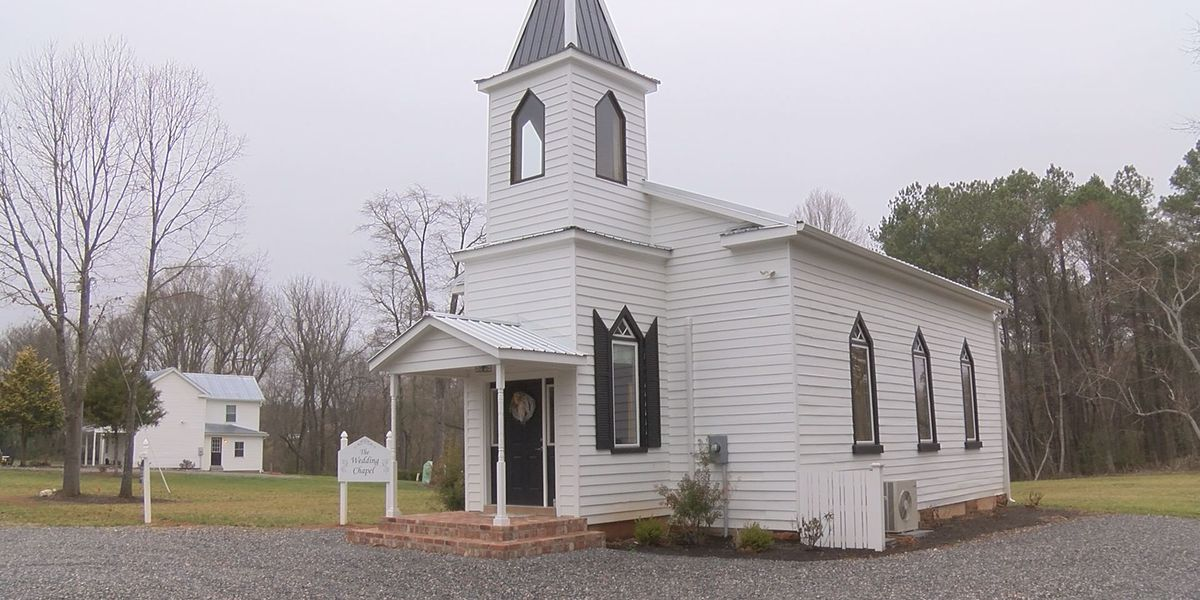 African American church in Amelia Country plays important part in history