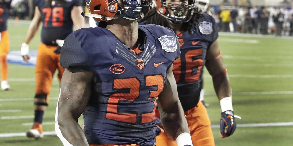 Syracuse tops West Virginia in Camping World Bowl, 34-18