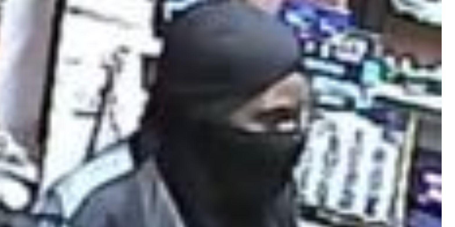 Man caught on camera robbing Richmond market