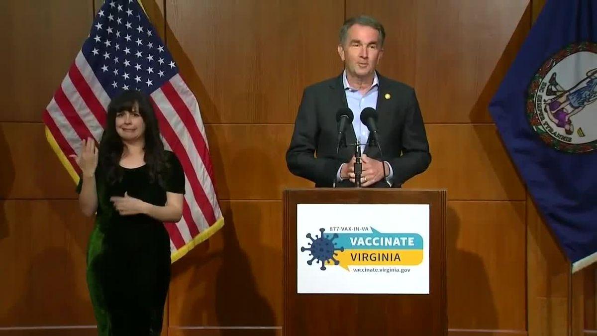 Va. Senate Republicans call on Gov. Northam to lift remaining COVID-19 restrictions
