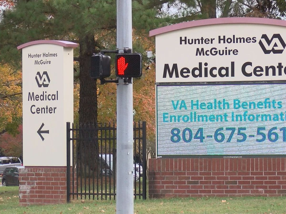 Legionella bacteria found at McGuire VA Medical Center