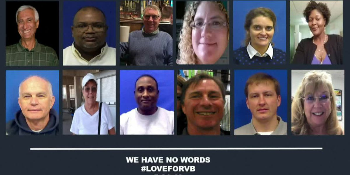 Remembering the lives lost in Virginia Beach