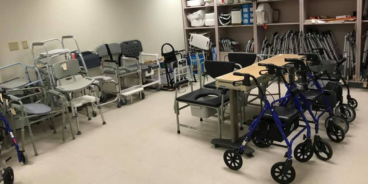 Foundation that helps provide rehab equipment to hold open house