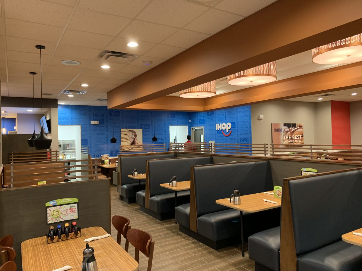 New IHOP opens at Willow Lawn Shopping Center