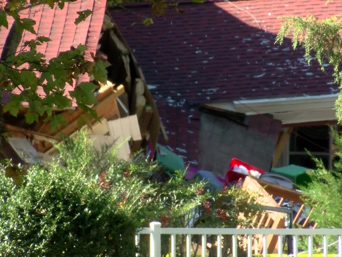 'She's lucky to have made it out:' Neighbors speak out after King George house explosion