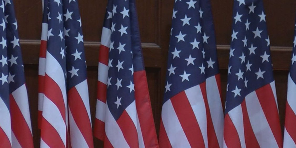 1,200 retired American flags headed to Virginia War Memorial