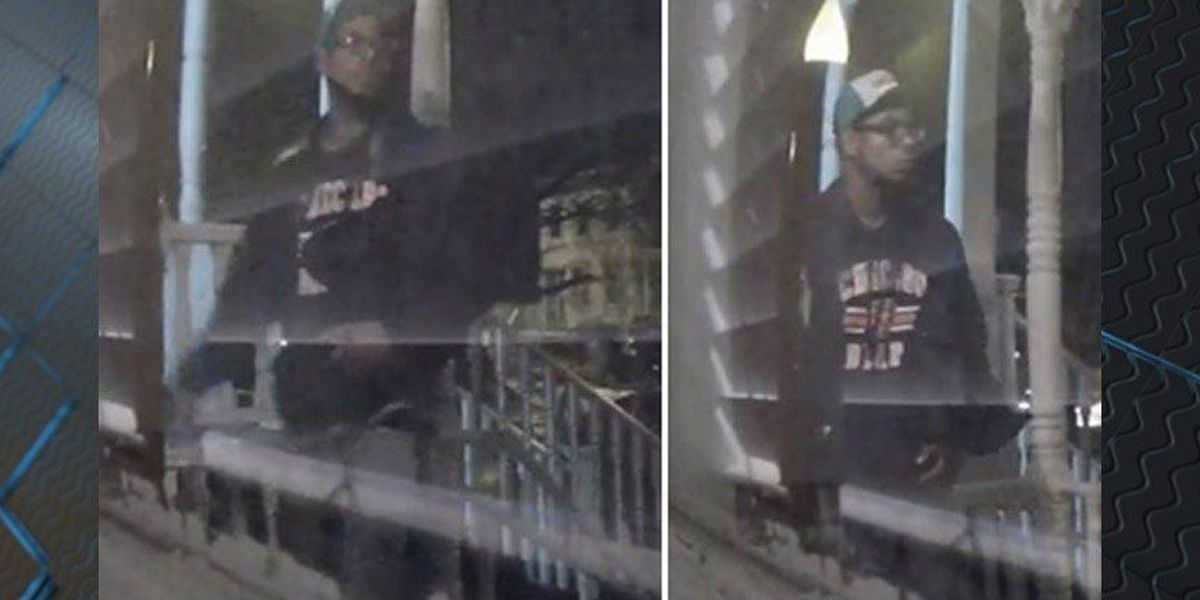Police need help in finding porch thief