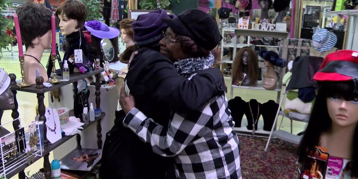 Acts of Kindness: Flea market ministry